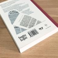พิมพ์ลงบนกระดาษ Teton ของ Fine Paper Takeo สีงาช้าง ผิวขรุขระ